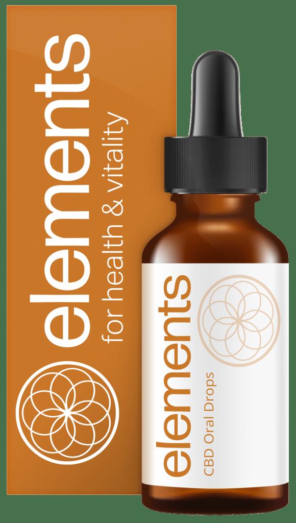 Elements CBD Oil Packaging