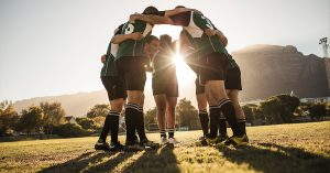 CBD used in contact sport