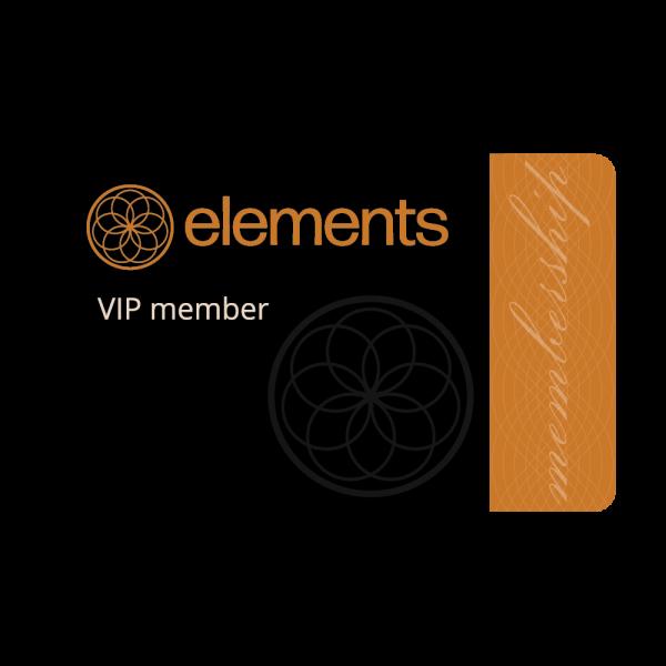 Elements VIP Membership