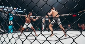 CBD used by MMA fighters